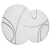 Simple Lines - Corelle Burner Covers